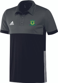 Overstone Park Cricket Club Junior Black ClimaCool Polo Shirt