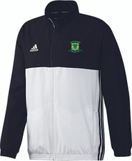 Overstone Park Cricket Club Black Team Jacket Junior
