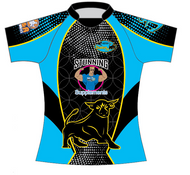 Stunts 7's Sublimated Jersey - Black