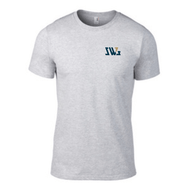 SW7 Small Graphic Logo Grey T-shirt