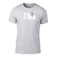 SW7 Large Graphic Logo Grey T-shirt