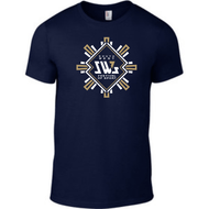 SW7 Large Graphic Logo 2 Navy T-shirt