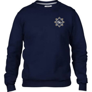 SW7 Small Graphic Logo 2 Navy Sweatshirt