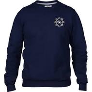 SW7 Small Graphic Logo 2 Navy Sweatshirt