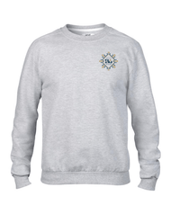 SW7 Small Graphic Logo 2 Grey Sweatshirt