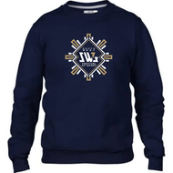 SW7 Large Graphic Logo 2 Navy Sweatshirt