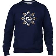 SW7 Large Graphic Logo 2 Navy Sweatshirt