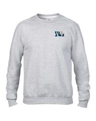 SW7 Small Graphic Logo  Grey Sweatshirt