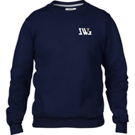 SW7 Small Graphic Logo Navy Sweatshirt