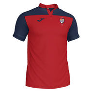 Ilsley Red/White Joma Polo