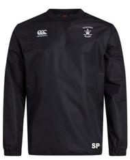 Veseyans Rugby Junior Black Club Vaposhield Contact Top