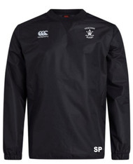 Veseyans Rugby Adult Black Club Vaposhield Contact Top