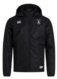 Veseyans Rugby Adult Black Club Vaposhield Stadium Jacket