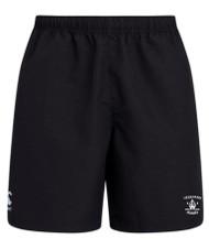 Veseyans Rugby Adult Black Club Shorts
