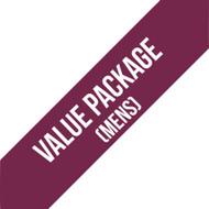 Evolve Mens Value Package