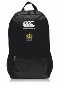 Wednesbury RUFC Black CCC Medium Backpack