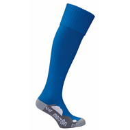 Milford Athletic Royal  Rayon Socks