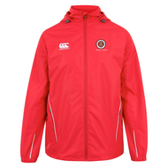 Moseley Women's Team Red Rain Jacket
