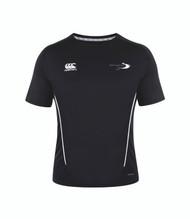 Stratford Upon Avon College Sport Black Team Dry T-Shirt