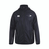 Stratford Upon Avon College Public Services Black Team Rain Jacket - (Junior)