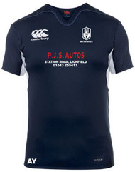 Whittington R.U.F.C Navy Challenge Jersey