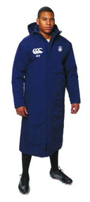 Whittington R.U.F.C Navy Pro Subs Coat