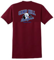 CAMP HILL RFC - UNISEX GILDAN T SHIRT