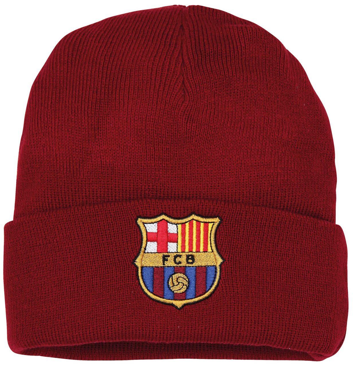 4eaece74579 Home · FOOTBALL MERCHANDISE · BARCELONA FC  Adult Barcelona FC Core Beanie.  OF604SOS