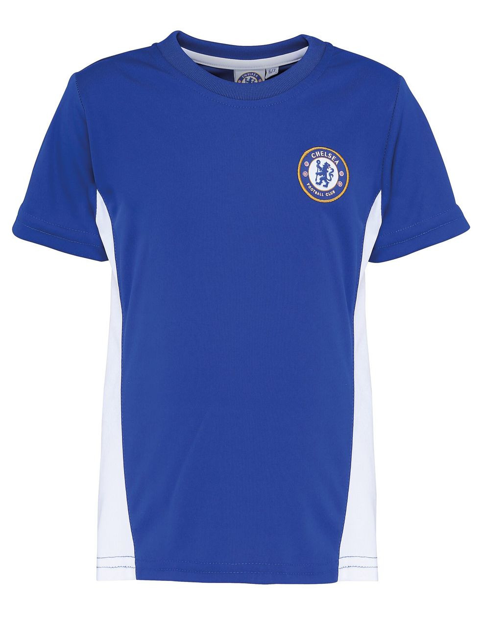 Home · FOOTBALL MERCHANDISE · CHELSEA FC  Chelsea FC Adults T-Shirt.  OF400SOS 313732d31949