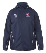 Northants Managers & Coaches Team Full Zip Rain Jacket