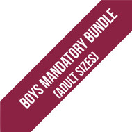 Northants Boys Mandatory Bundle (Adult Sizes)