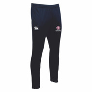 Northants Boys Adult Navy Stretch Tapered Pant