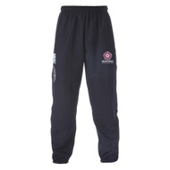 Northants Boys Adult Navy Cuffed Stadium Pant