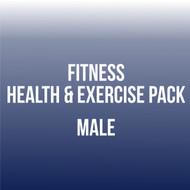 GKC Fitness, Health & Exercise Pack (Male)
