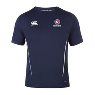 Northants Disability Squad Junior Navy Dry T-Shirt