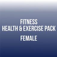 GKC Fitness, Health & Exercise Pack (Female)