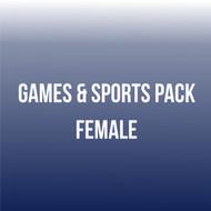 GKC Games & Sports Pack (Female)