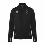England Korfball Black Junior Track Jacket