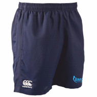 Leicester Tigers BMC Canterbury Team Navy Gym Shorts