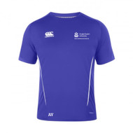 Anglia Ruskin Sports Science Team Dry T-Shirt Royal