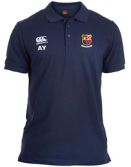 Lichfield RUFC Navy Junior Waimak Polo