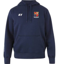 Lichfield RUFC Navy Adult Team Hoody