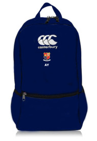 Lichfield RUFC Navy CCC Medium Backpack