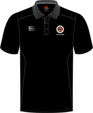 Moseley College Academy Black Pro Polo