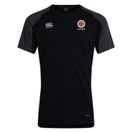 Moseley College Academy Black Pro T-Shirt