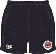Moseley M&J Adult Black Pro Short