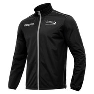 Dudley College Sport Black Niagara Tracksuit Jacket