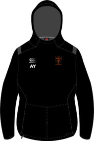 Uttoxeter Black Pro Hoody
