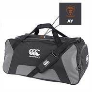 Uttoxeter Black Large Sports Bag