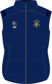 Halesowen Swimming Club Navy Pro Gillet